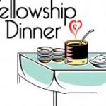 Family Fellowship Dinner Tomorrow August 2nd, 11:30am